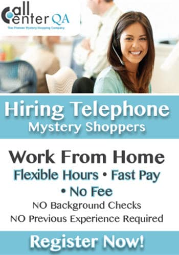 Call Center QA: Hiring Mystery Telephone Shoppers