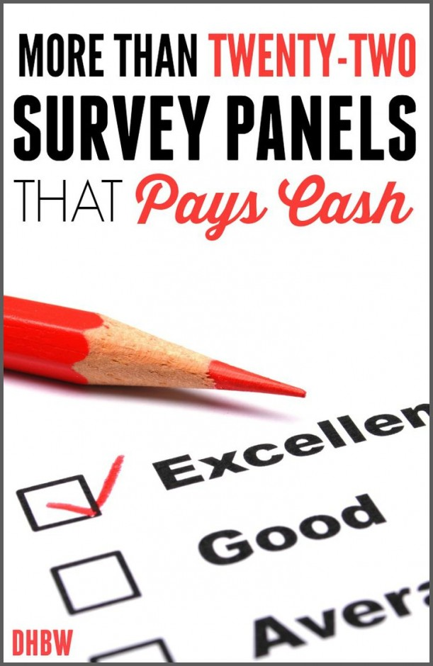 22 Real Online Survey Sites That Pays Cash