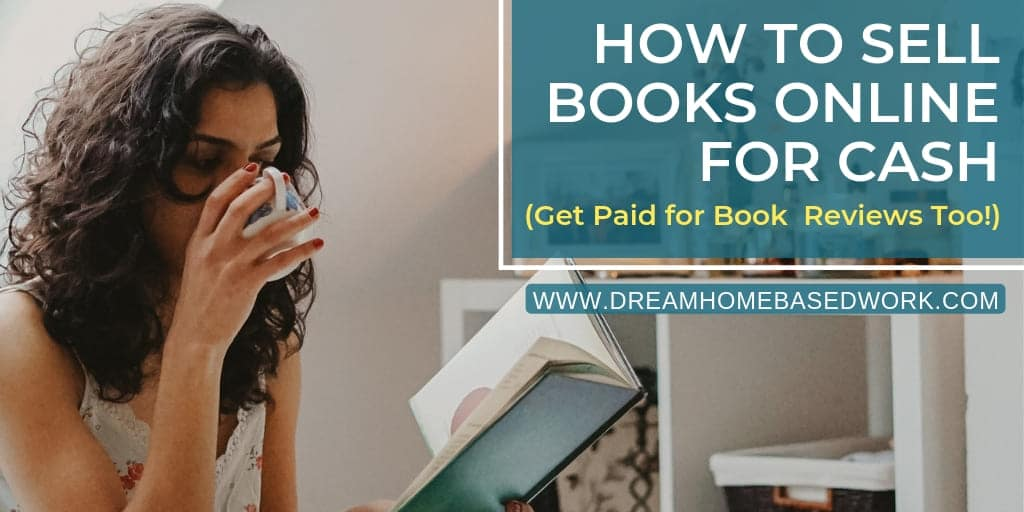 Selling Books Online for Cash (Get Paid for Book Reviews Too!)