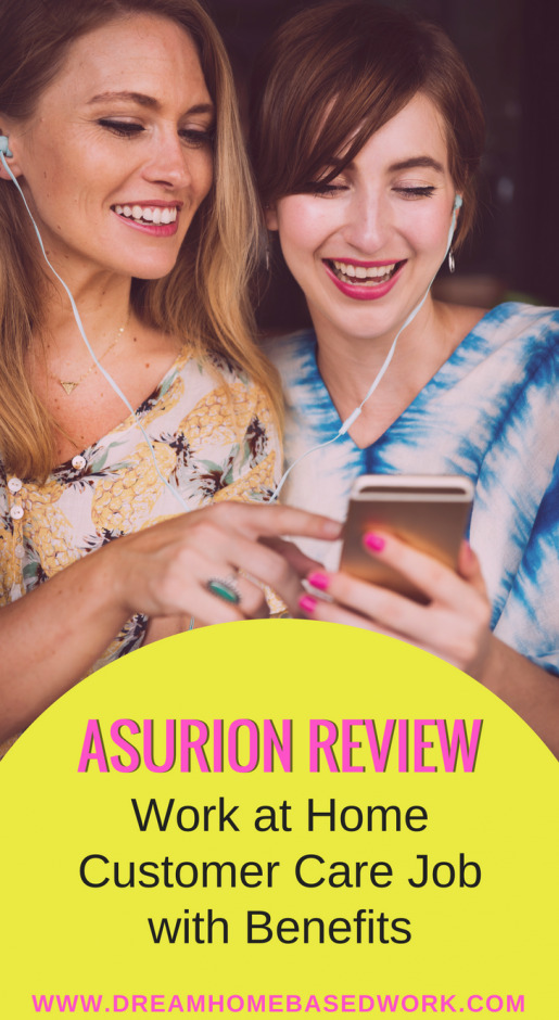 Asurion is hiring Customer Service, Sales, & Technical Support agents to work from home. These remote positions include employee benefits. Apply now!