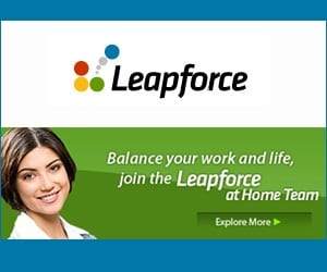 Leapforce Work from Home