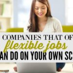 Top Flexible Work at Home Jobs You Can Do on Your Own Schedule