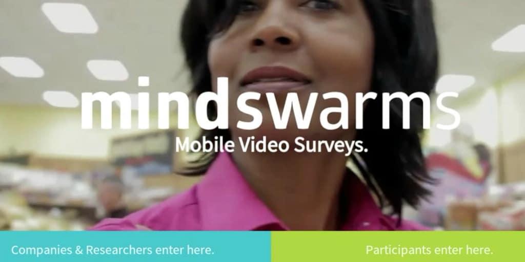 FB Mindswarms Mobile Video Surveys