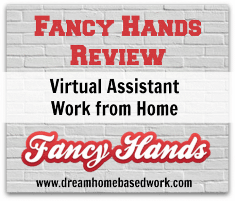 Fancy Hands Review: Virtual Assistant Work from Home
