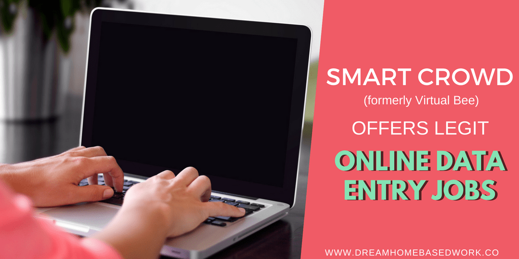 Smart Crowd (formerly Virtual Bee) Offers Legit Online Data Entry Jobs