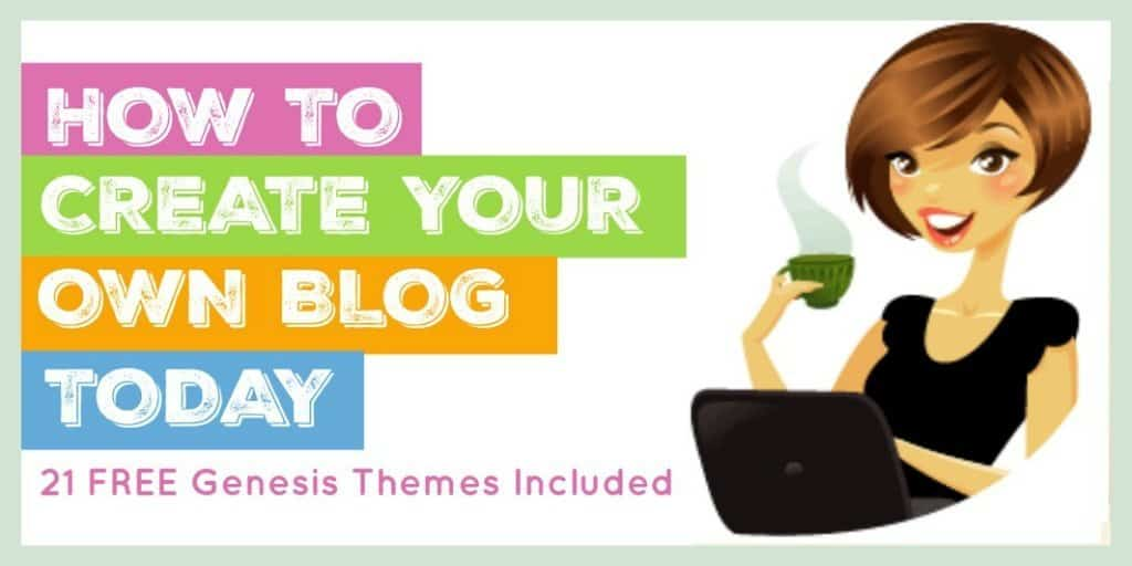 How to Create Your Own Blog Today