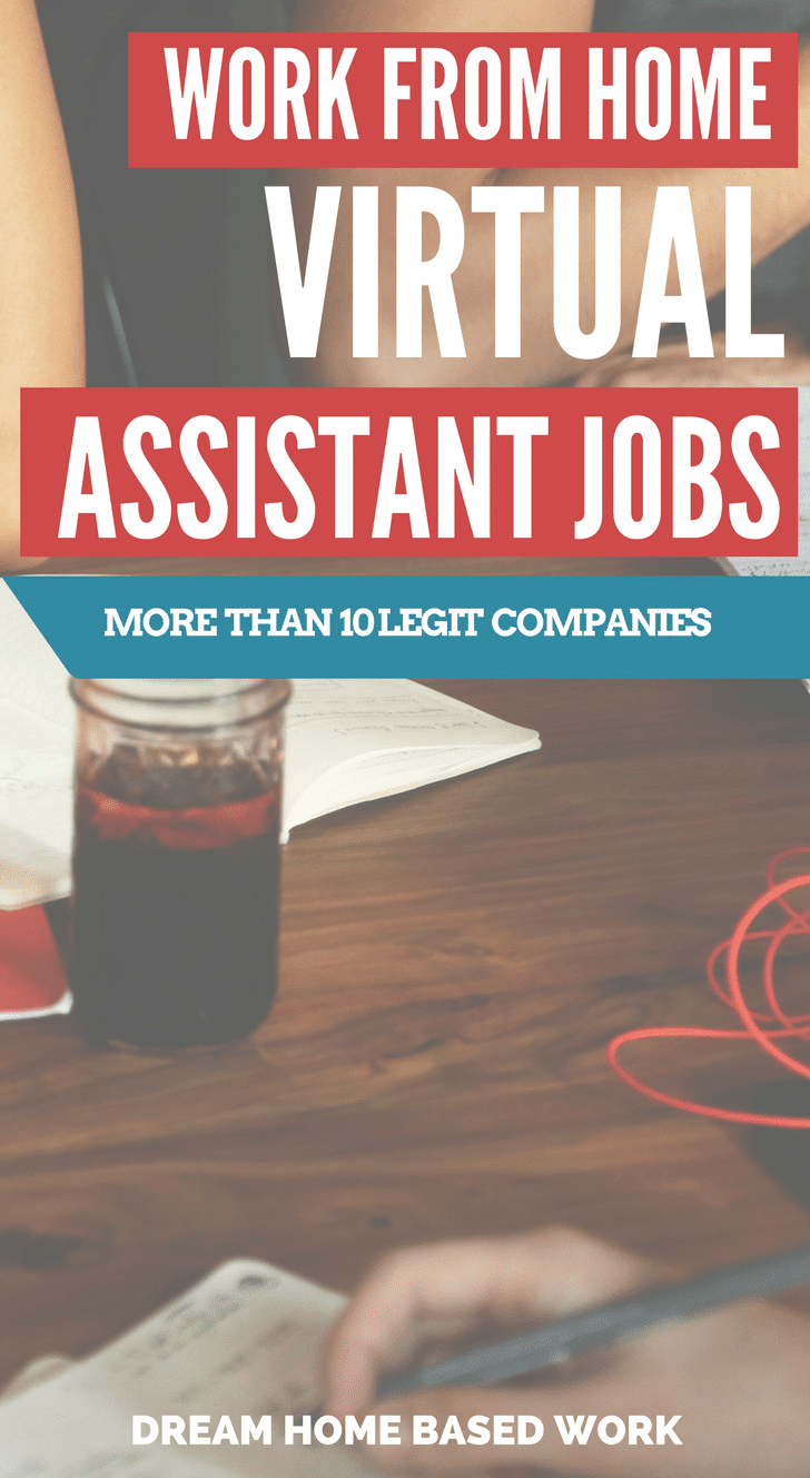 pin 10 virtual assistants 1 - Real Virtual Assistant Jobs