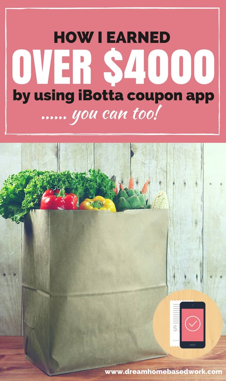 Looking for a FREE coupon app? Try iBotta. I have earned over $4000 by grocery shopping online. Lots of savings, coupon deals, and various ways to make money and save money.