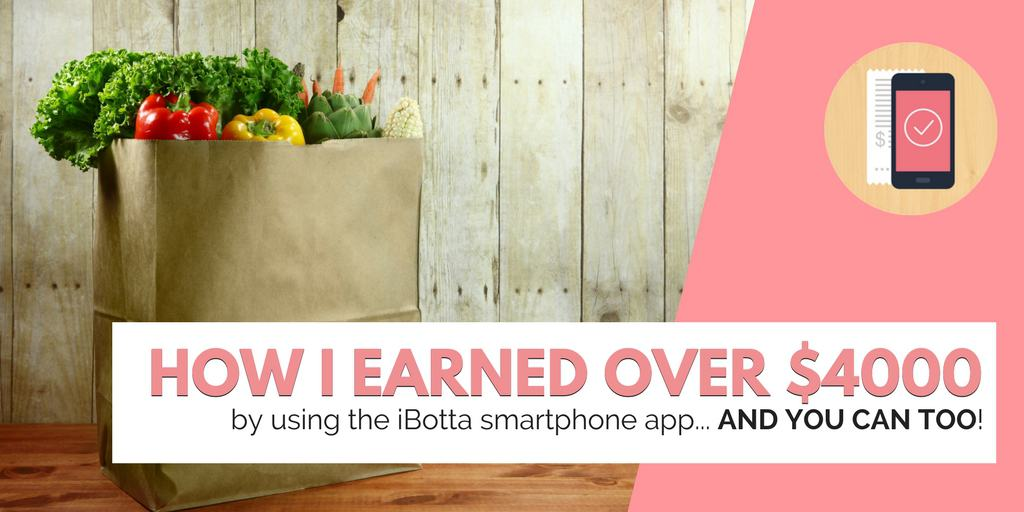 How I Earned Over $4000 by Using Ibotta Coupon App (and You Can Too!)