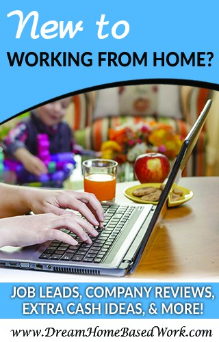 Are you looking for a job where you come work from home but can't quite seem to figure out where to begin? Consider this Your Starting Point!