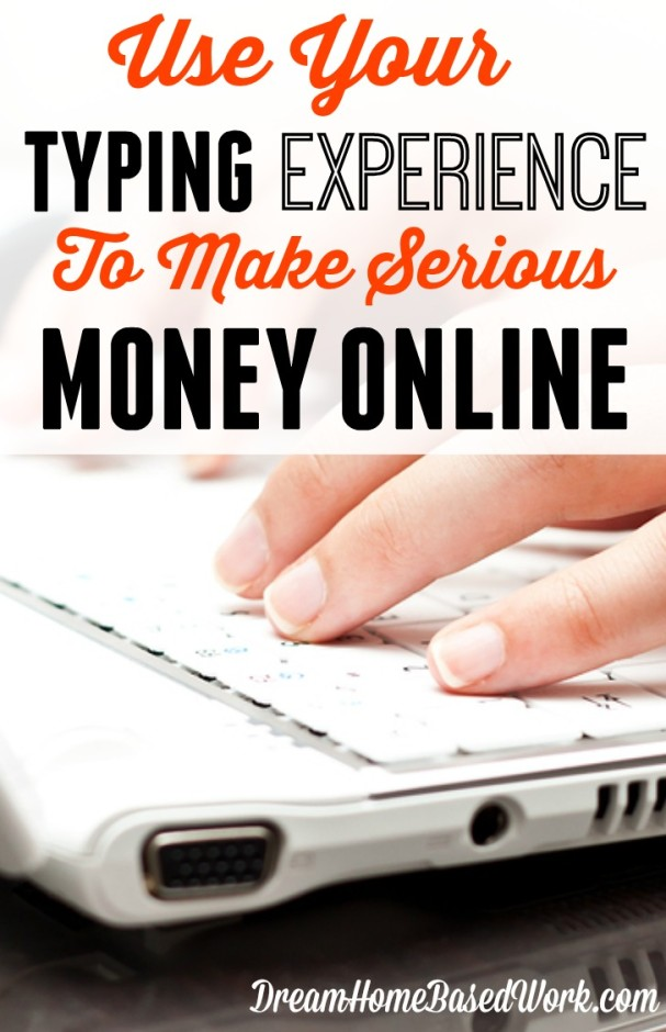 Is there really a way to make decent money typing at home? Of course! With fast and accurate typing skills you can land online of these online jobs.