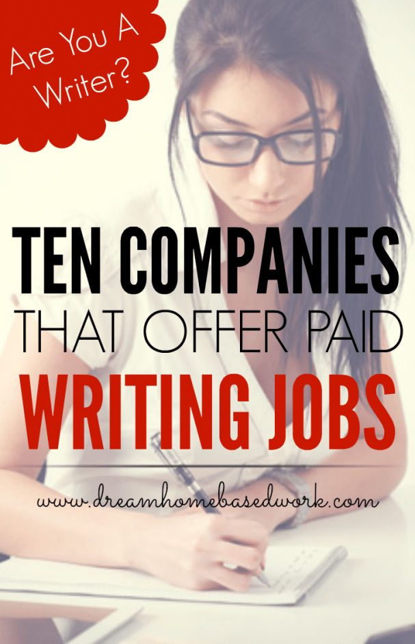 you a writer check out sites that offer paid writing jobs are you a writer check out 10 sites that offer paid writing jobs