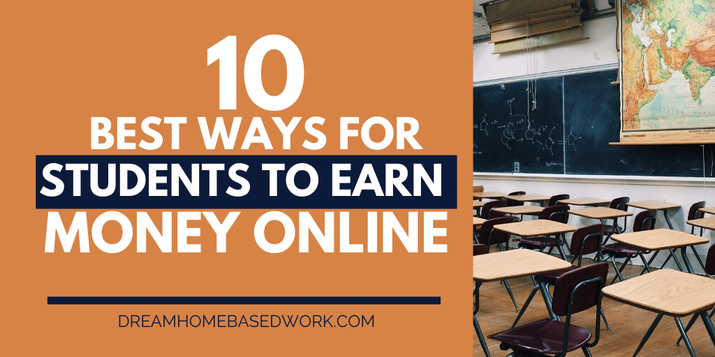 10 Best Ways for Students to Earn Money Online