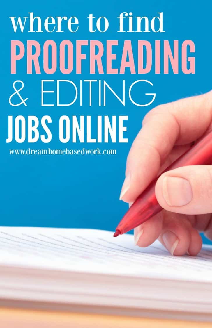 where to online proofreading and editing jobs where to lance proofreading and editing jobs online