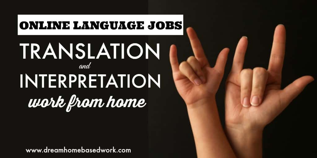 How To Work from Home and Make Money as a Language Translator