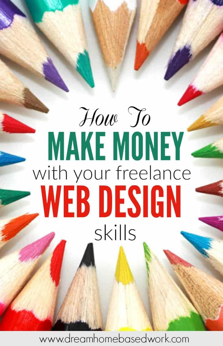 Make Money Online With Your Freelance Web Design Skills