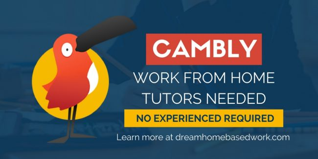 Cambly Review: A Place To Find Easy Online Tutoring Jobs from Home