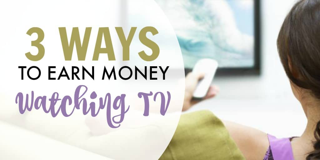 Can You Really Make Money Watching TV from Your Couch?