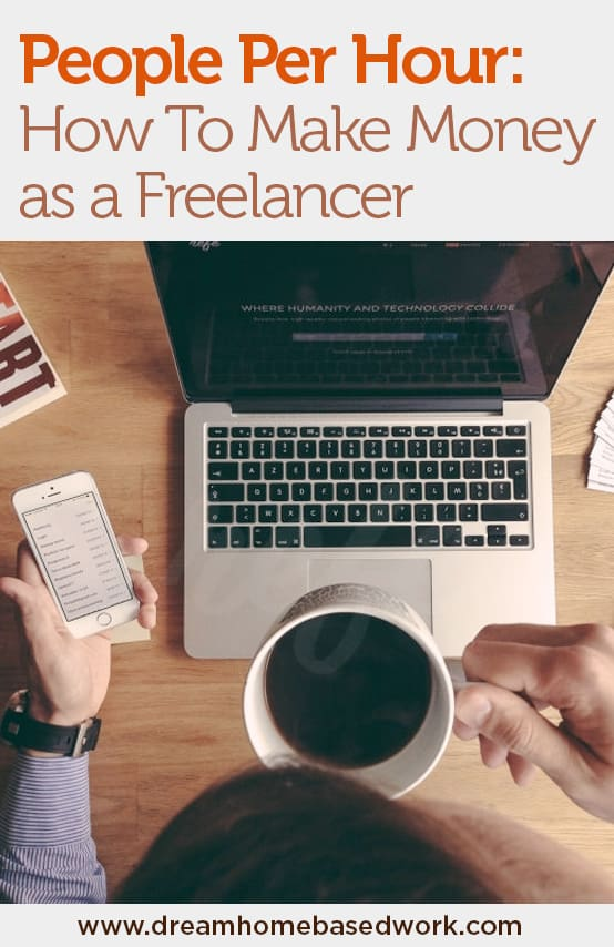 People Per Hour: How To make Money Freelancing