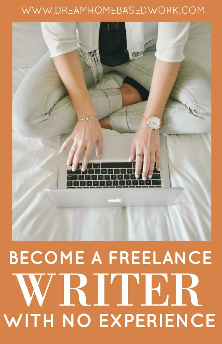 how to land a lance writing job no experience