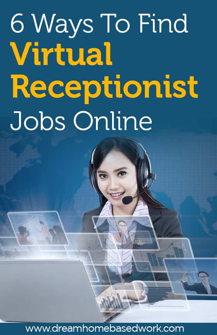 If you enjoy interacting with people online then you can work from home and earn money as a Virtual Receptionist. Here's six places you can check out now!