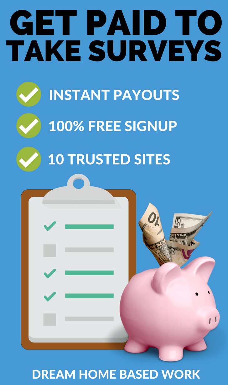 Today, you'll find a list of trustworthy survey panels that offer instant payout.It's time to take action and start making extra cash from home.