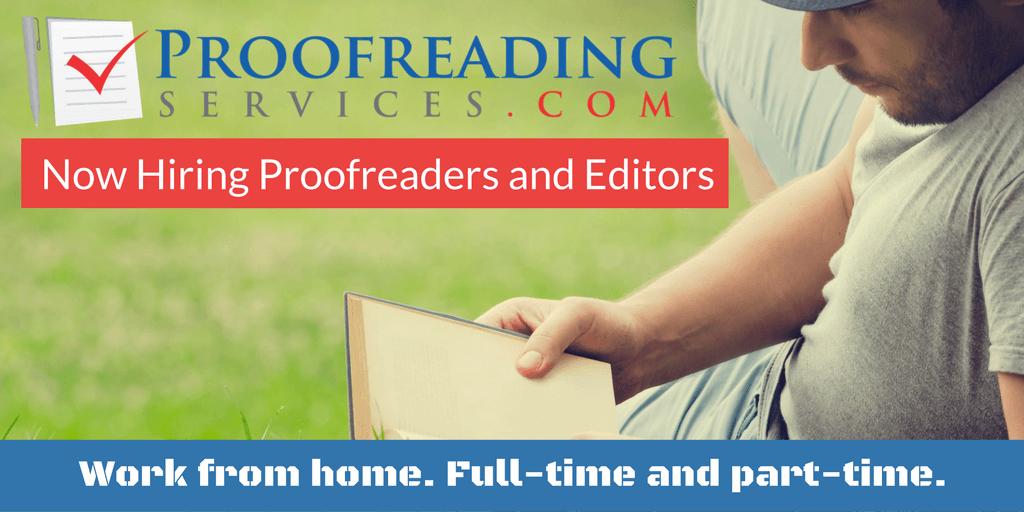 proofreading services jobs 445 proofreading jobs and careers on totaljobs find and apply today for the latest proofreading jobs like marketing, administration, digital marketing and more we'll get you noticed.