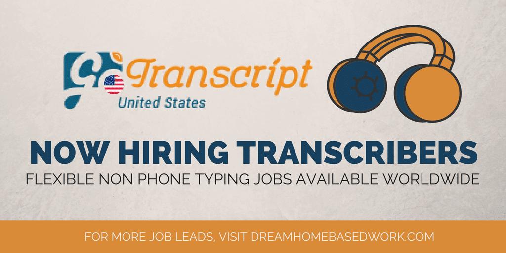 Read more about the article GoTranscript Review – Flexible Non Phone Transcription Jobs Open Now