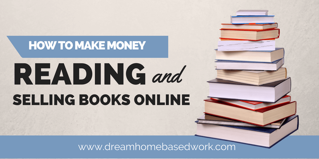 If you are someone that loves reading and writing for pleasure like me, then I am sure you are happy to know that there are ways to make money your books.