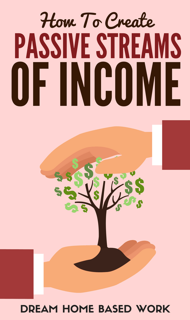 creating a passive income stream share paid survey links