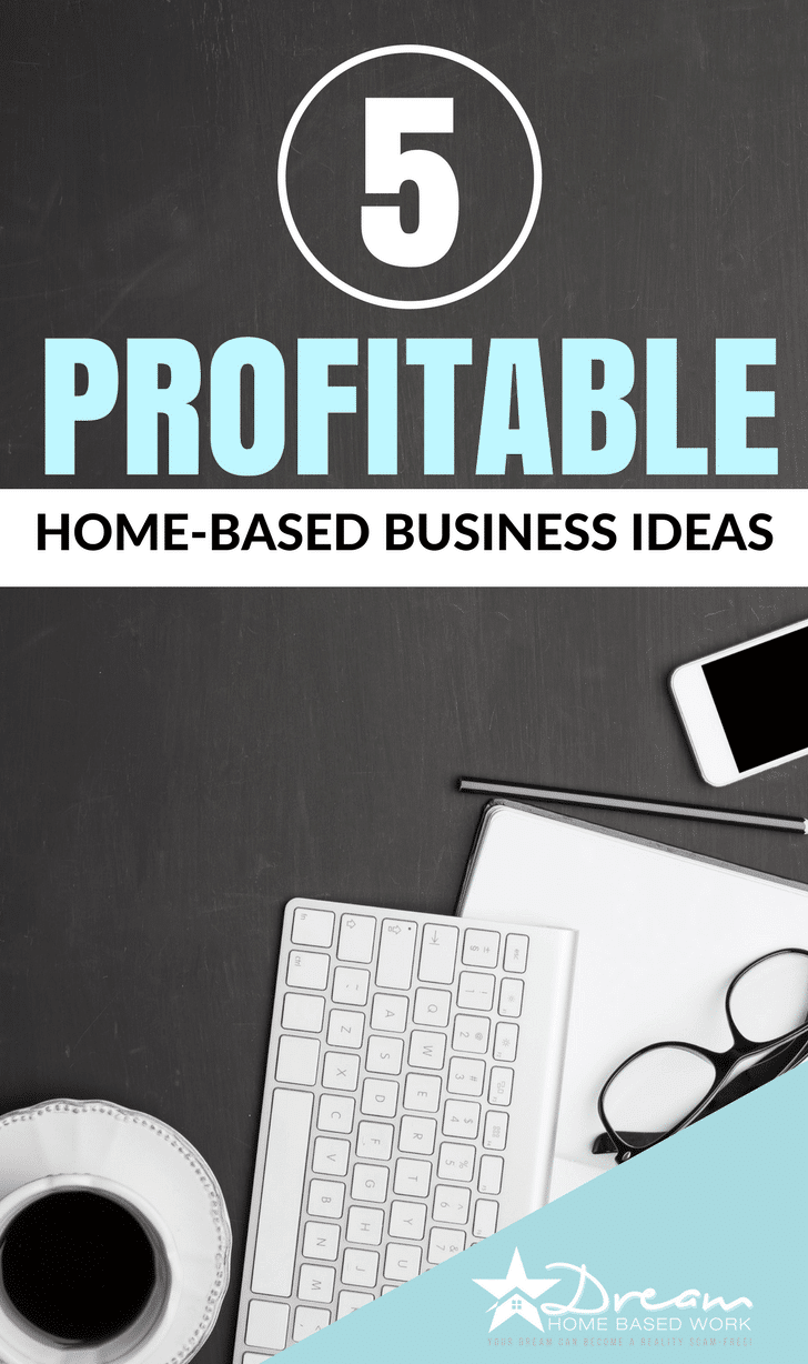 Profitable Home Based Business Ideas