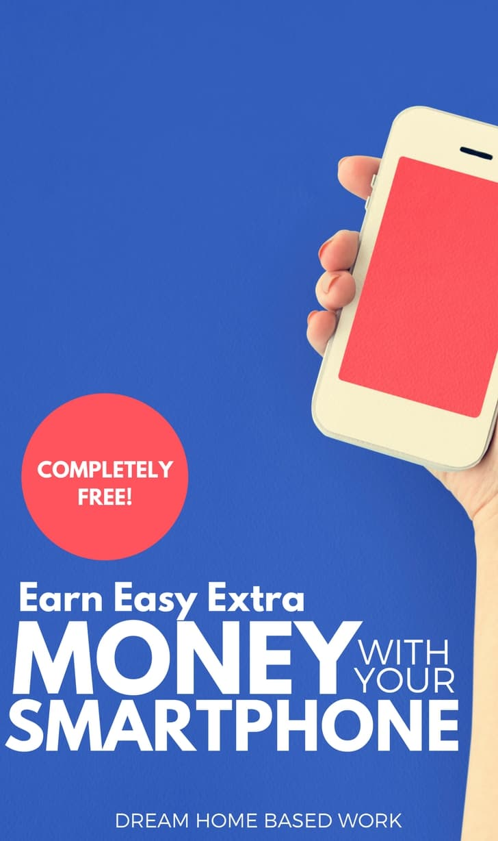 Being able to earn easy money on your smartphone is great because it's flexible. These 4 popular side hustles are all versatile, quick, and low-effort.
