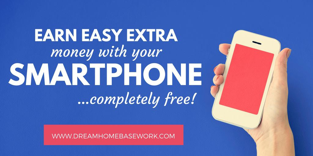 How To Earn Easy Extra Money From Your Smartphone