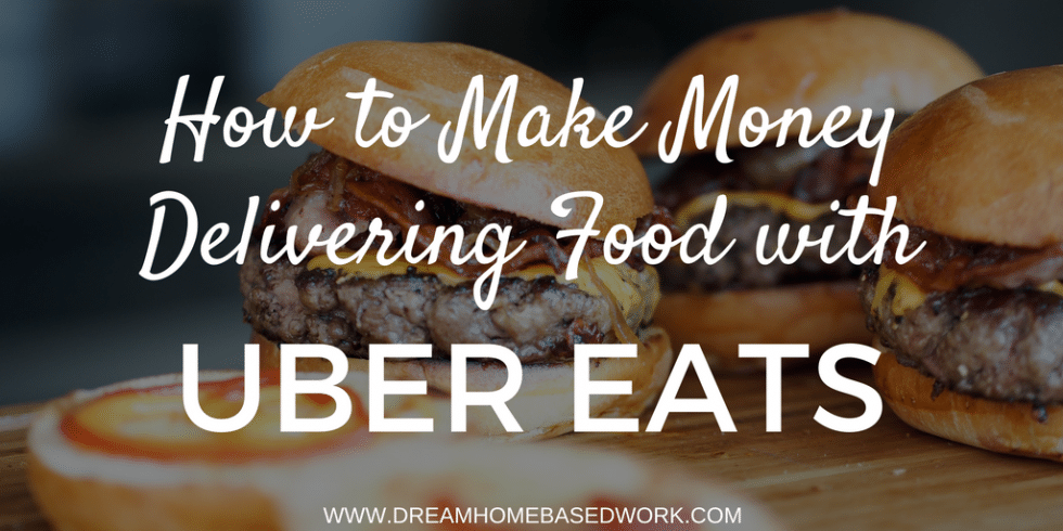 How to Earn $10-$20/Hr Delivering Food with UberEats