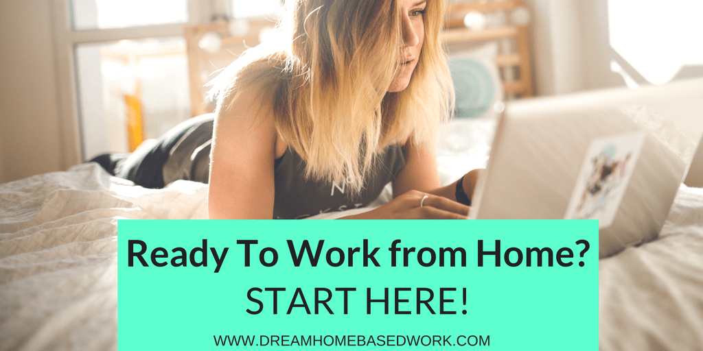 Getting Started: Work at Home Guide