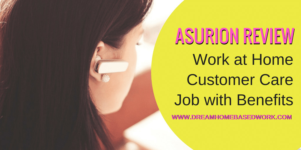 Read more about the article $3,000 Sign On Bonus – Work at Home Customer Service & Sales – Asurion is Hiring!
