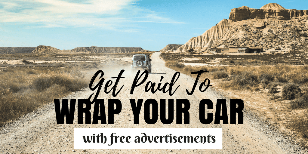 Car Wrap Advertising: How To Make Money By Easily Driving Your Car
