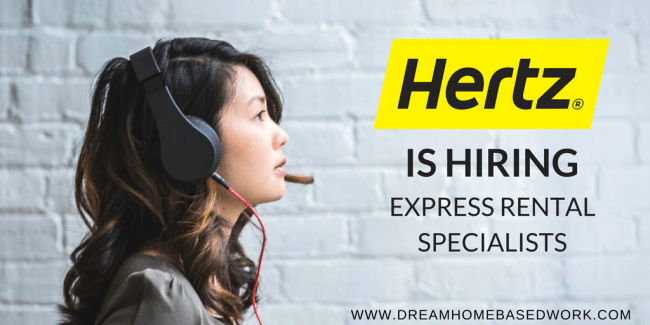 Hertz is Hiring Rental Sales Specialist (And You'll Get $150 Bonus with Full Benefits)