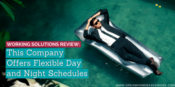 Working Solutions Review: This Company Offers Flexible Day and Night Schedules