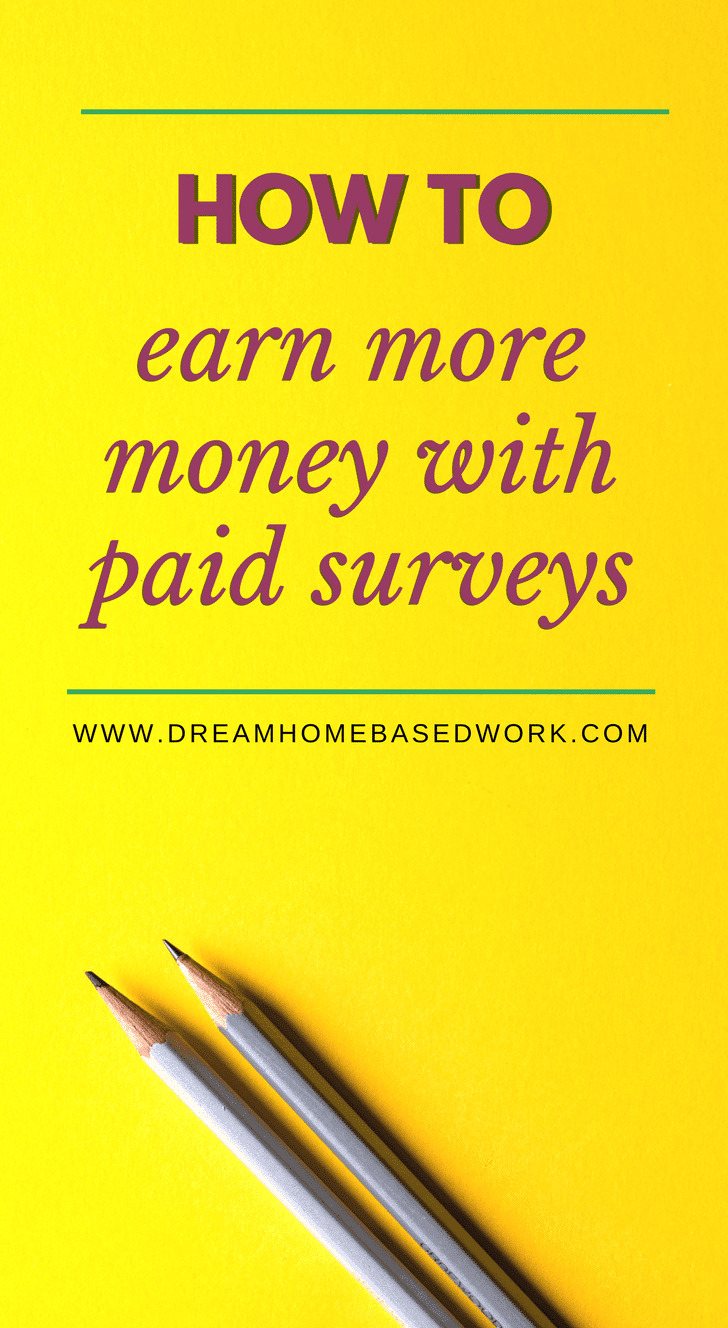 How Can I Increase My Earnings with Paid Surveys?