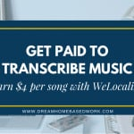 Music Lover?Get Paid Easy Cash To Transcribe Song Lyrics at WeLocalize