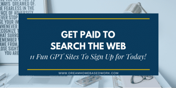 11 Fun Ways To Get Paid Online for Searching The Web