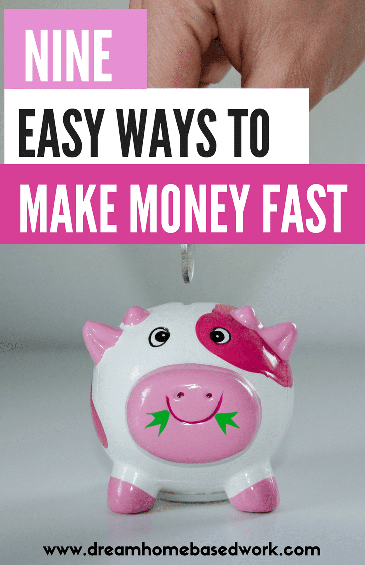 Need to make extra money quickly but don't have a lot of time? Here are 9 of the most promising short task sites to help you earn money fast.