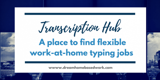 http://www.dreamhomebasedwork.com/work-at-home-transcription-jobs-for-beginners-and-pros/