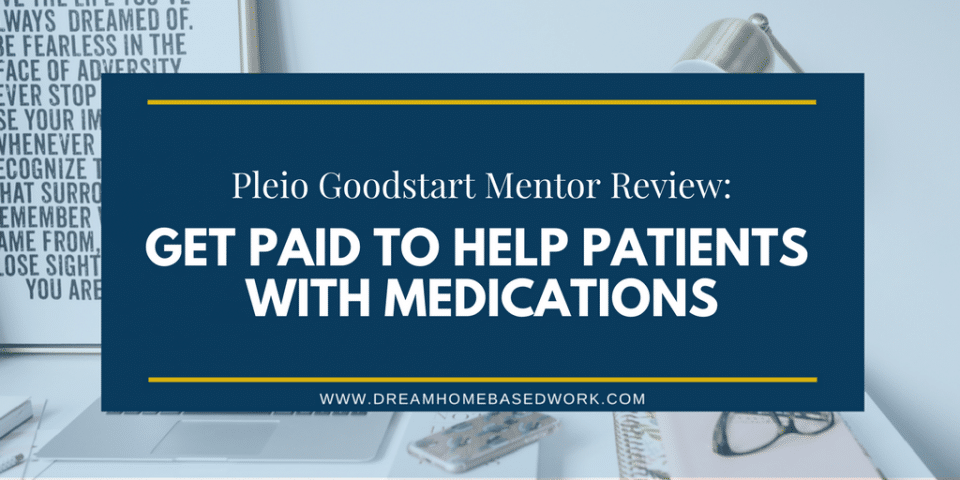 Get Paid to Help Patients With Medications