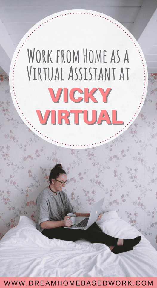 Interested in becoming a Virtual Receptionist? Join Vicky Virtual. Work from home and assist customers by phone with a smile. Earn $10 per hour.