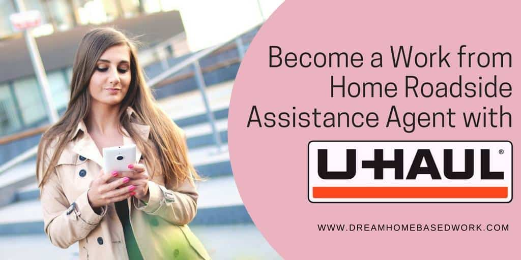 Read more about the article Become a Work from Home Roadside Assistant Agent with Uhaul