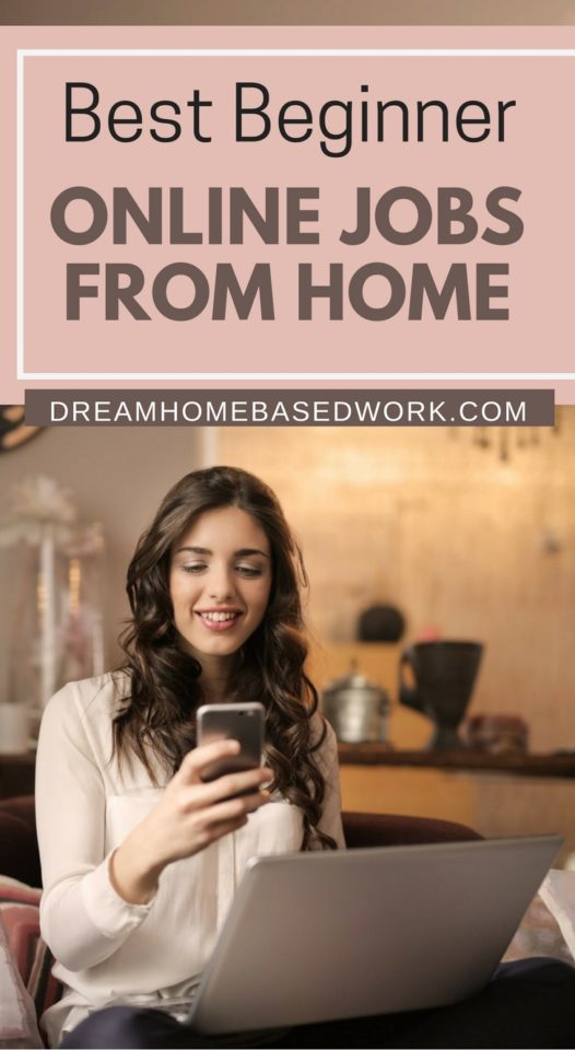 Top 5 Easy Jobs You can Do At Home - Paid Work at Home
