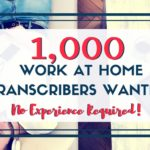 TranscribeMe Review: Work at Home Transcribers Wanted ( No Experience Required)