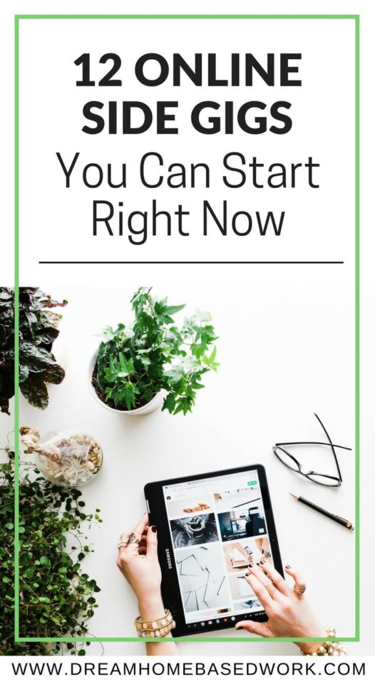 I love side gigs. Today, I am listing out some side gigs that are quite flexible, and you can do them along with a full-time work from home job. Start earning right now!